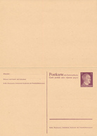 DR - 1941 M, Adolf H... -  Carte Postale Avec Reponse Payee - Deutschland