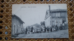 CHATEL - RUE DE CALAIS - France