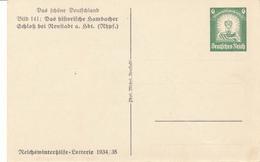 DR - 1934 , WHW  , Bild 141: Hambacher Schloss - Deutschland