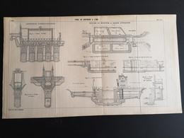 ANNALES DES PONTS Et CHAUSSEES (Allemagne) - Canal De Dortmund à L'EMS - 1904 (CLF100) - Obras Públicas