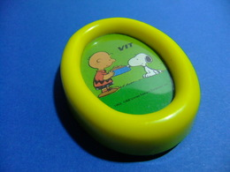 PIN Snoopy Y Carlitos Regalo De DANONE - Marcas Registradas