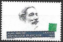 France - 1993 Yt 2800 Emile Chartier - France