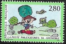 France - 1994 Yt 2877 Philex Jeunes 94 - France