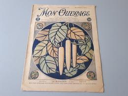 Revue Ancienne Broderie Mon Ouvrage 1926 N° 78  & - Magazines: Abonnements