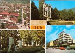 Kosovo Pec 1981 / Panorama, Monuments - Kosovo