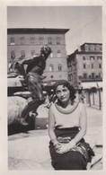PICCOLA FOTO D' EPOCA - FIRENZE  - ANNO 1932 - FOTOGRAFIA FRANCESCO VILLA ( MONZA ) - Firenze