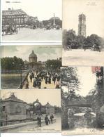 LOT DE 500 CPA ET CPSM(petit Format)  DE PARIS. - Postcards