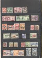 Colonie Inglesi - English Colonies - Lotto - Accumulo - Vrac - 190+ Francobolli - Nuovi Ed Usati - Vrac (max 999 Timbres)