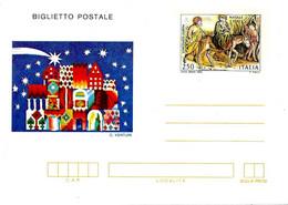 ITALIA - 1982 VINCENZO FOPPA Fuga In Egitto Su Biglietto Postale BP Nuovo - Religione