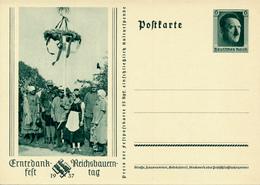 DR - 1937 , Adolf H...  -  Erntedankfest - Deutschland