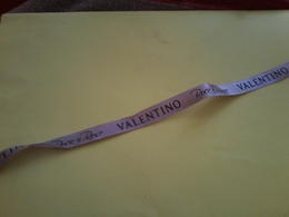 Ruban Valentino 30 Cm - Cartes Parfumées