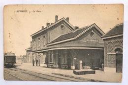 Herinnes Gare Station - Edingen