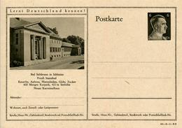 DR - 1941 , Adolf H ... , BPK Bad Salzbrunn / Szczawno-Zdrój - Deutschland