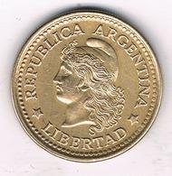 50 CENTAVOS 1970 ARGENTINIE /3488/ - Argentina