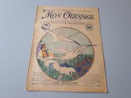 Revue Ancienne Broderie Mon Ouvrage 1926 N° 84  & - Magazines: Abonnements