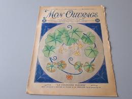Revue Ancienne Broderie Mon Ouvrage 1926 N° 85  & - Magazines: Abonnements
