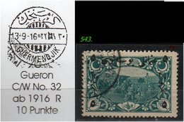 EARLY OTTOMAN SPECIALIZED FOR SPECIALIST, SEE..GUERON -R- - 1858-1921 Osmanisches Reich