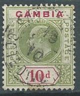 Gambie   -    Yvert N°   60 Oblitéré    -  Bce  17717 - Gambia (...-1964)