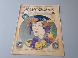 Revue Ancienne Broderie Mon Ouvrage 1926 N° 88  & - Riviste: Abbonamenti