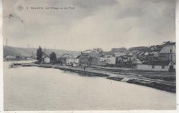 Sclayn - Le Village Vu Du Pont - 1907 - SBP 8 - Andenne