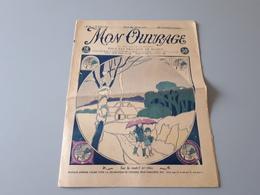 Revue Ancienne Broderie Mon Ouvrage 1927 N° 94  & - Magazines: Abonnements