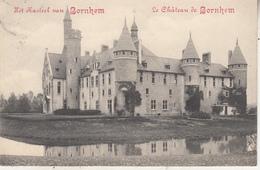 Het Kasteel Van Bornhem - 1913 - Phototypie Marcovici, Brussel - Schlösser