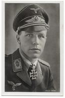 Wehrmacht Luftwaffe  - Ritterkreuzträger Major Wick - Personen