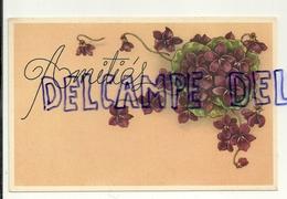 Amitiés. Violettes. Coloprint 53144 - Fleurs