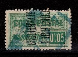 Algerie - Colis Postaux YV 10 Oblitéré - Pacchi Postali
