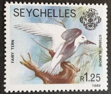 Seychelles 1977-91 Coral Reef 1989 - Stamps