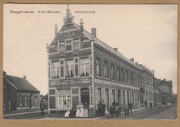 Hoogstraten  Hoogstraeten  Hôtel Hofkens   Hofkenshotel  Geanimeerd. 1922 - Hotels & Restaurants