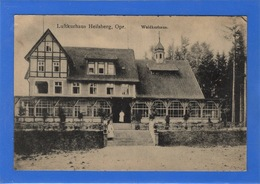 POLOGNE - HEILSBERG Waldkurhaus. (voir Descriptif) - Pologne