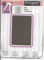 PAIRE De Bas ERGEE Bas Super Extensible 15 Elégance 788 - T 3 Fumée-avec Emballage D'origne - Tights & Stockings