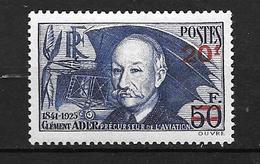 France: N°493* Clément Ader - France