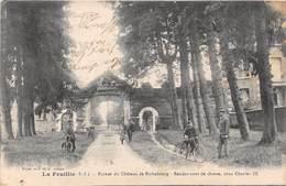 LA FEUILLIE - Route Du Château De Richebourg  - Rendez-vous De Chasse, Sous Charles IX - France