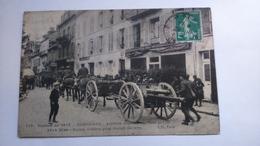 Carte Postale ( R2 ) Ancienne De Compiégne , L Artillerie Anglaise - Compiegne
