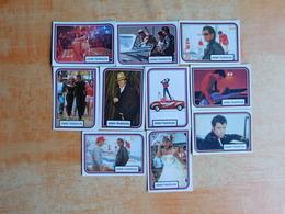 10 Chromos John Travolta   (Box2-1) - Other