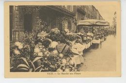NICE - Le Marché Aux Fleurs - Marchés, Fêtes