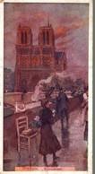 CHROMO CHICOREE EXTRA  A LA BELLE JARDINIERE LILLE  PARIS NOTRE-DAME - Chromos