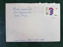 (31744) STORIA POSTALE ITALIA 1979 - 1946-.. République