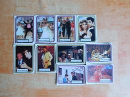 10 Chromos John Travolta   (Box2-2) - Chromos