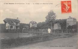 LES ESSARTS - Grand-Couronne - Les Chalets Et La Mare De La Rue - France