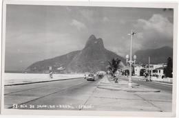 Rio De Janeiro - Brasil - Leblon - & Old Cars - Brésil