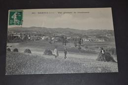 Carte Postale 1910 Marols 42 Vue Générale De Chabannes - France