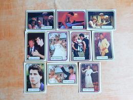 10 Chromos John Travolta   (Box2-3) - Chromos