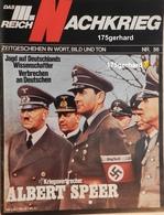 """Zeitschrift """"Das III. Reich - Nachkrieg Heft Nr. 56 Kriegsverbrecher Albert Speer - Zeitgeschehen In Wort Und Bild - Contemporary Politics"""