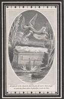 Anna Maria Dekoninck-scherrens-lophem 1806-antwerpen 1882 - Images Religieuses