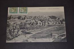 Carte Postale 1912 Madagascar Tananarive Le Square D' Ambojoatovo - Madagascar