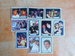 10 Chromos John Travolta   (Box2-9) - Trade Cards