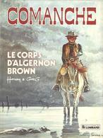 COMMANCHE T 10 EO BE  LOMBARD 08/1983  Greg Hermann  (BI1) - Original Edition - French